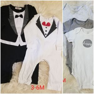 5 baby clothes $10 for Sale in Savage, MD