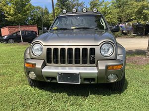 2002 Jeep Liberty renegade 4x4 for Sale in Dulles, VA