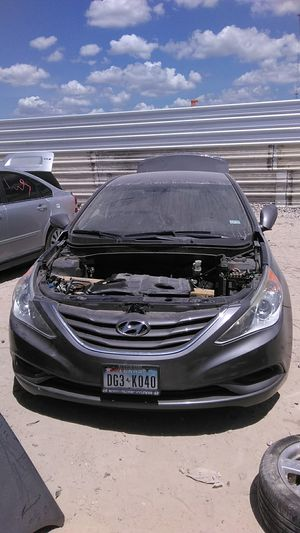2012 Hyundai Sonata for parts for Sale in Houston, TX