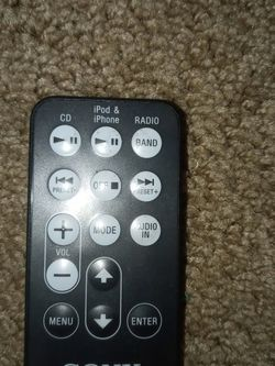 Sony Remote for Sale in Woodway,  TX