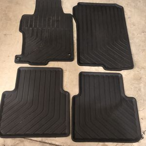 Honda Accord 2013-2017 all-season floor mats for Sale in Mechanicsburg, PA