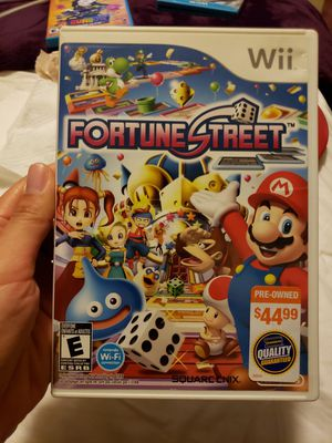 Fortune Street Nintendo Wii for Sale in West Covina, CA