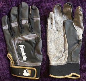 Franklin Shok-Sorb Pro Baseball / Softball Batting Gloves for Sale in Hacienda Heights, CA