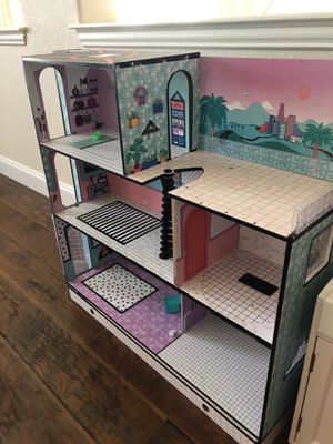 LoL Surprise Doll House for Sale in Grand Prairie, TX