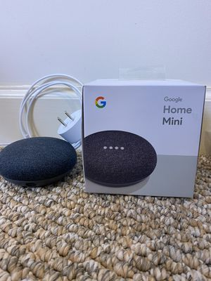 Google Home Mini for Sale in Springfield, VA