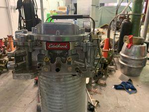 Automotive/marine carburetor Edelbrock Carburetor. for Sale in Las Vegas, NV