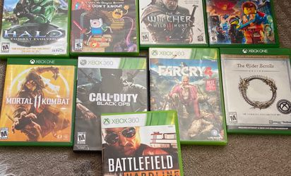 XBOX 360 GAMES for Sale in Beavercreek,  OR