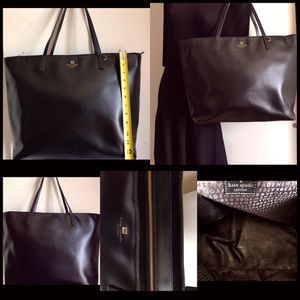 Oversized Kate Spade leather tote bag for Sale in San Dimas, CA
