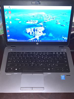 """14.1"""" HP Elitebook Business model Laptop Intel Core i5 vPro, 8GB, SSD, Windows 10 Pro for Sale in Hillsboro, OR"""