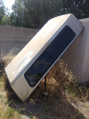 Camper shell for Sale in Albuquerque, NM