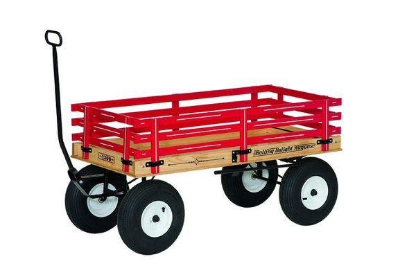 Amish made Rolling delight wagon 1300