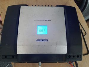 Alpine mrd-m605 monoblock Class D amplifier - works perfectly for Sale in La Vergne, TN