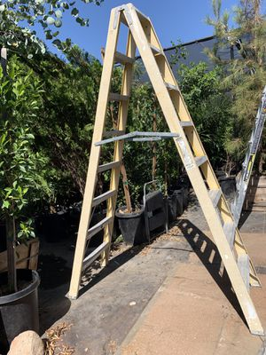 Double sides ladder 8ft for Sale in Highland, CA