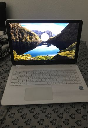 HP Pavilion Notebook PC with touchscreen and light up keyboard for Sale in Rialto, CA