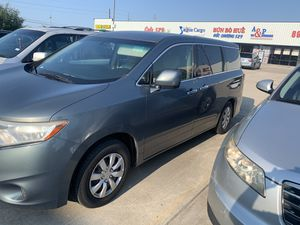 2012 Nissan Quest for Sale in Katy, TX