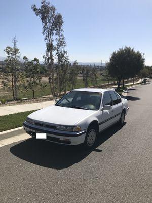 1991 Honda Accord for Sale in Placentia, CA
