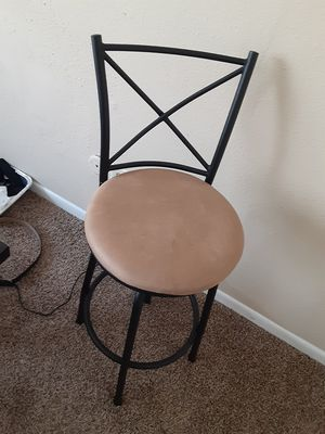 Set Of 3 ! High Bar Chairs for Sale in Houston, TX