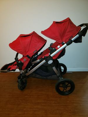 Baby Jogger City Select double or single stroller. for Sale in Houston, TX