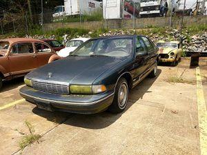1996 Chevrolet Caprice Classic for Sale in Richmond, VA