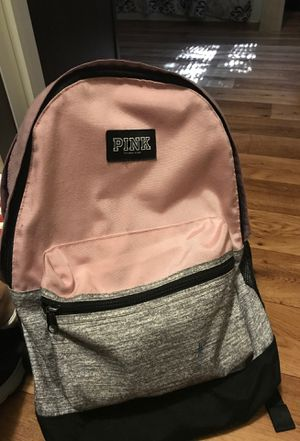 Vs pink backpack for Sale in Houston, TX