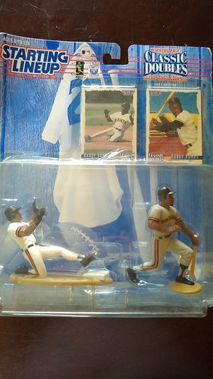 Baseball cards starting line up Barry Bonds for Sale in Lake Wales, FL