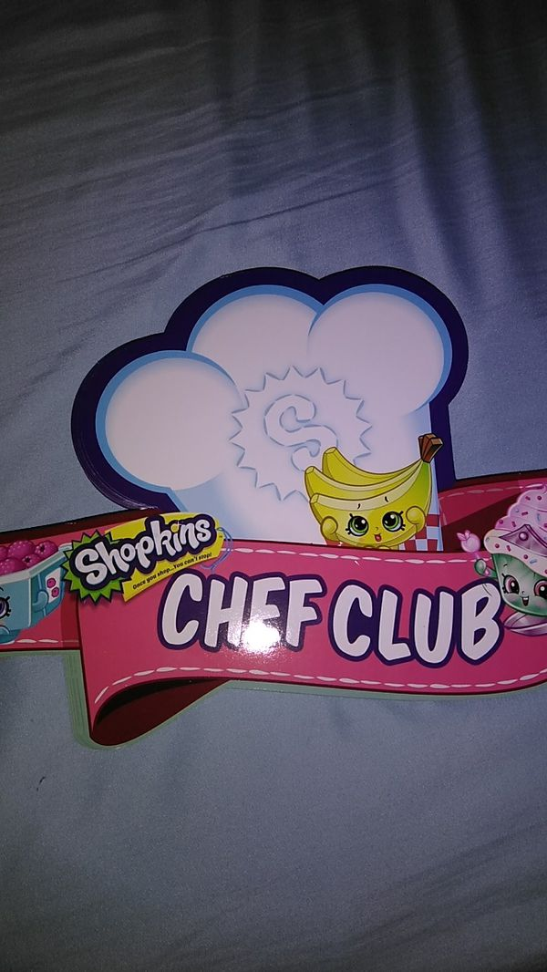 Shopkin chef club