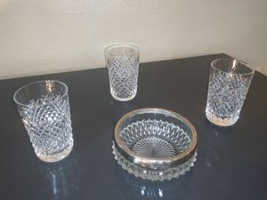 Cut glass collection for Sale in Woodland, CA