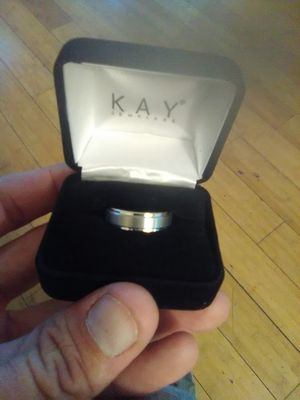 Men's wedding ring size 6.5 for Sale in Campbell, CA