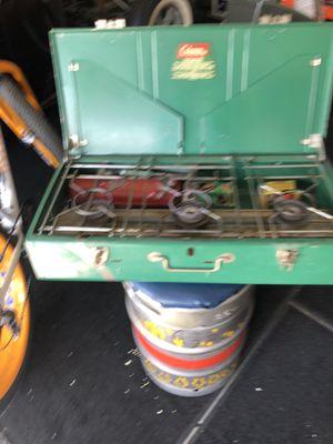 campstove 3 burner for Sale in Modesto, CA