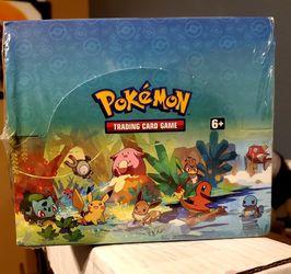 Pokemon Mini Tins Case Of 10 Kanto Friends for Sale in Fresno,  CA