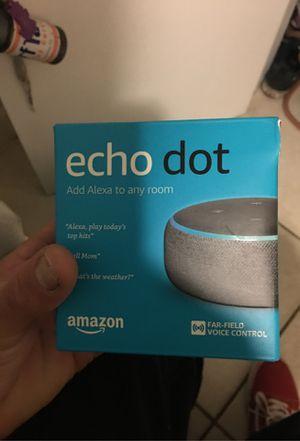 Echo dot for Sale in Pembroke Pines, FL