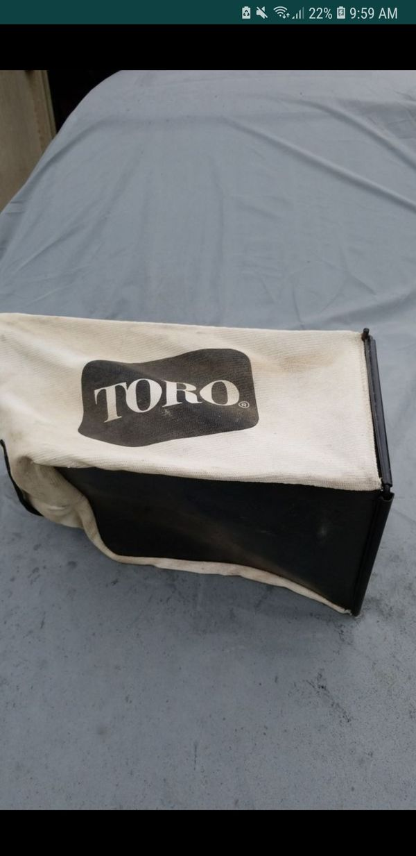 TORO Recycler Grass Bag