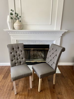 Brand new set of 6 Dining Room Chairs for Sale in Glen Carbon, IL