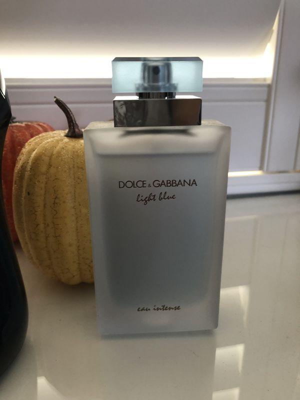 Dolce and Gabbana Light Blue perfume and Carolina Herrera Good Girl