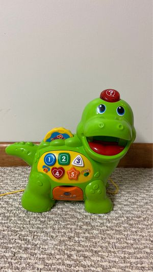 VTech Chomp & Count Dino for Sale in Oakbrook Terrace, IL