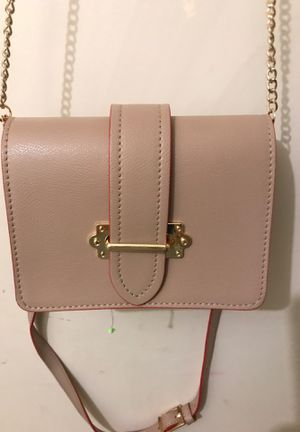 NEW GENUINE LEATHER BAG, MADE IN ITALY , for Sale in Miami, FL