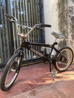 Mongoose Gravity BMX Bike for Sale in Chula Vista, CA