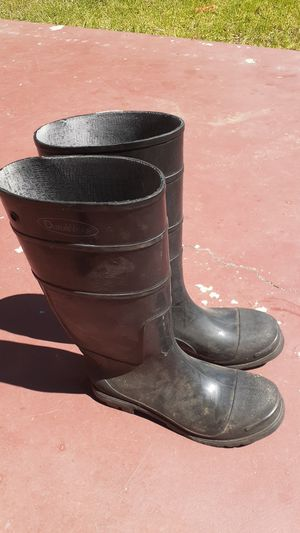 Water boots size 11 for Sale in Rialto, CA