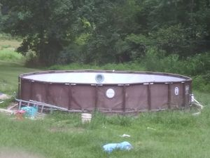 22 foot pool for Sale in Bunn, NC