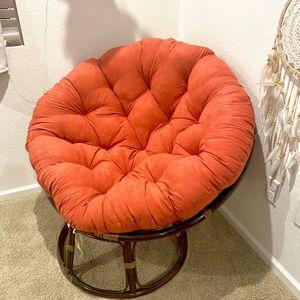 Papasan Chair Cushion (cushion Only) for Sale in Erie, CO