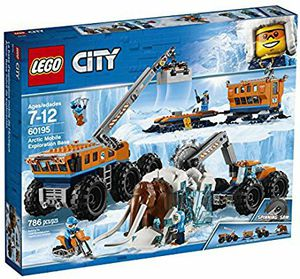 Lego City Arctic Mobile Exploration Base 60195 for Sale in Sacramento, CA