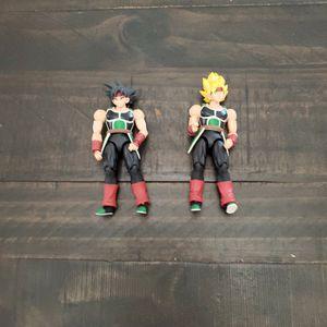 Dragonball Z Neo Shodo Bardock Figures for Sale in National City, CA
