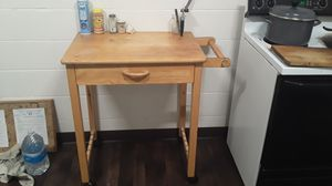 Kitchen Island Table for Sale in San Diego, CA