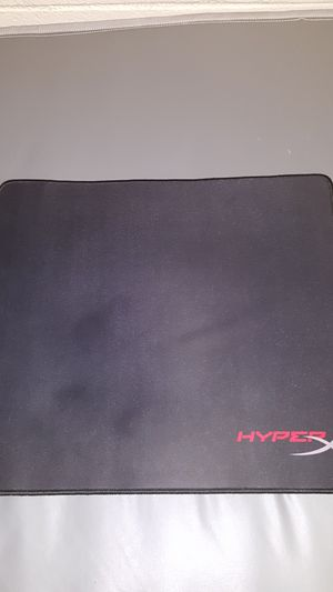 "HyperX 1'5"" cloth mouse pad for Sale in Lynchburg, VA"