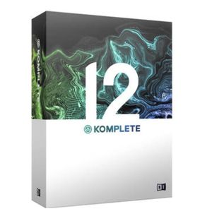 Komplete 12 for MacOS for Sale in Houston, TX