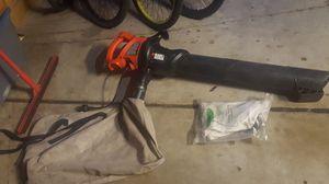 Craftsman leaf hog blower vac for Sale in Garden City, MI