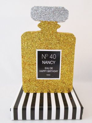 Chanel perfume decoration customize for Sale in Orlando, FL