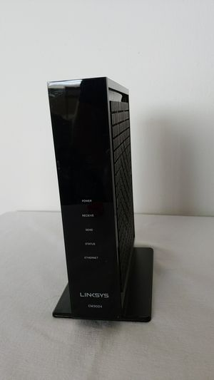 Linksys Router (CM3024) for Sale in Washington, DC