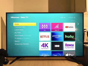 """50"""" 4K Ultra HD TV for Sale in Chicago, IL"""