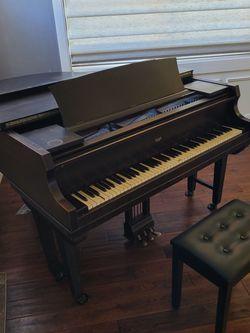 Baby Grand Piano - Strad for Sale in Redmond,  WA